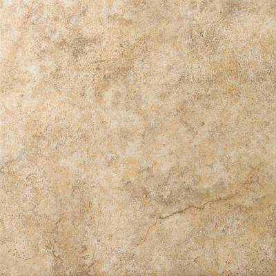 Toledo Walnut Matte 6.42 in. x 6.42 in. Ceramic Floor and Wall Tile (5.79 sq. ft. / case)