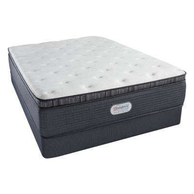 Platinum Spring Grove Plush Pillow Top Queen Mattress Set