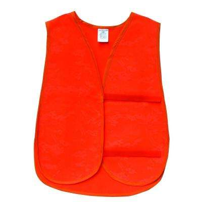 U-V Killer Treated Vest Blaze Orange