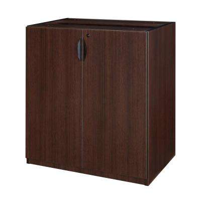 Legacy Java Stand Up Storage Cabinet without Top