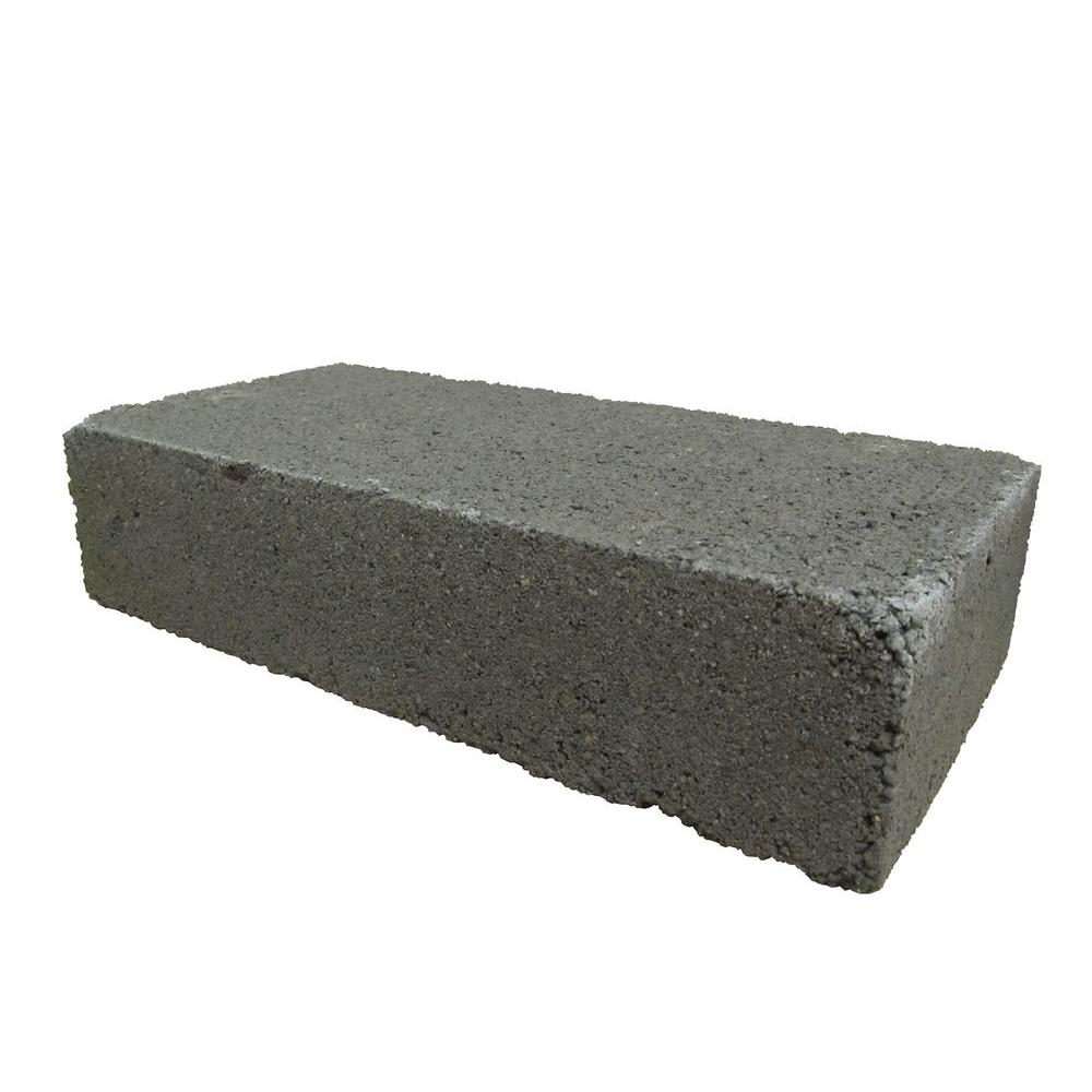 4 In. X 8 In. X 16 In. Concrete Solid Cap Block-745553