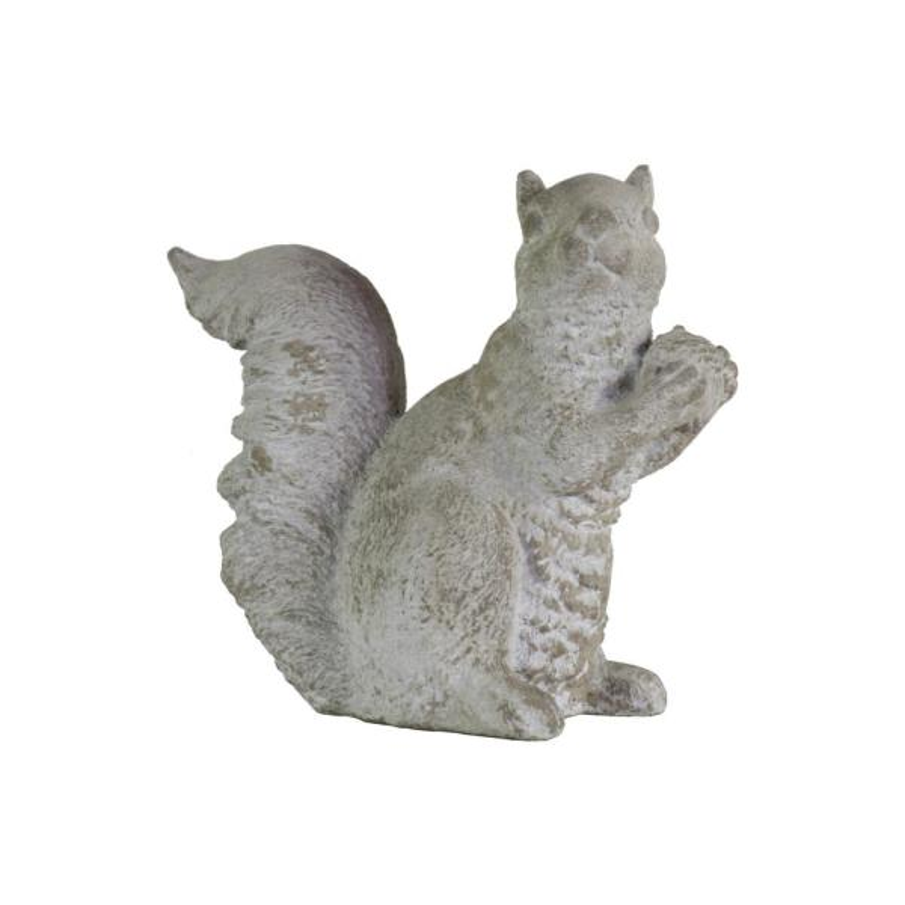 Urban Trends Collection 10 in. H Figurine Storage Decorative Sculpture in