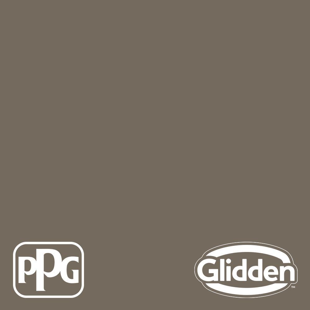 1 Gal. Ultra-Hide Zero Granite PPG1022-6 Semi-Gloss Interior Paint