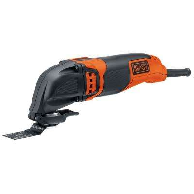 2.0-Amp Variable Speed Oscillating Multi-Tool