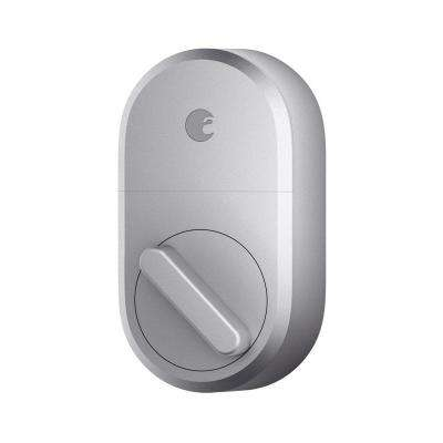 Smart Lock Silver Deadbolts