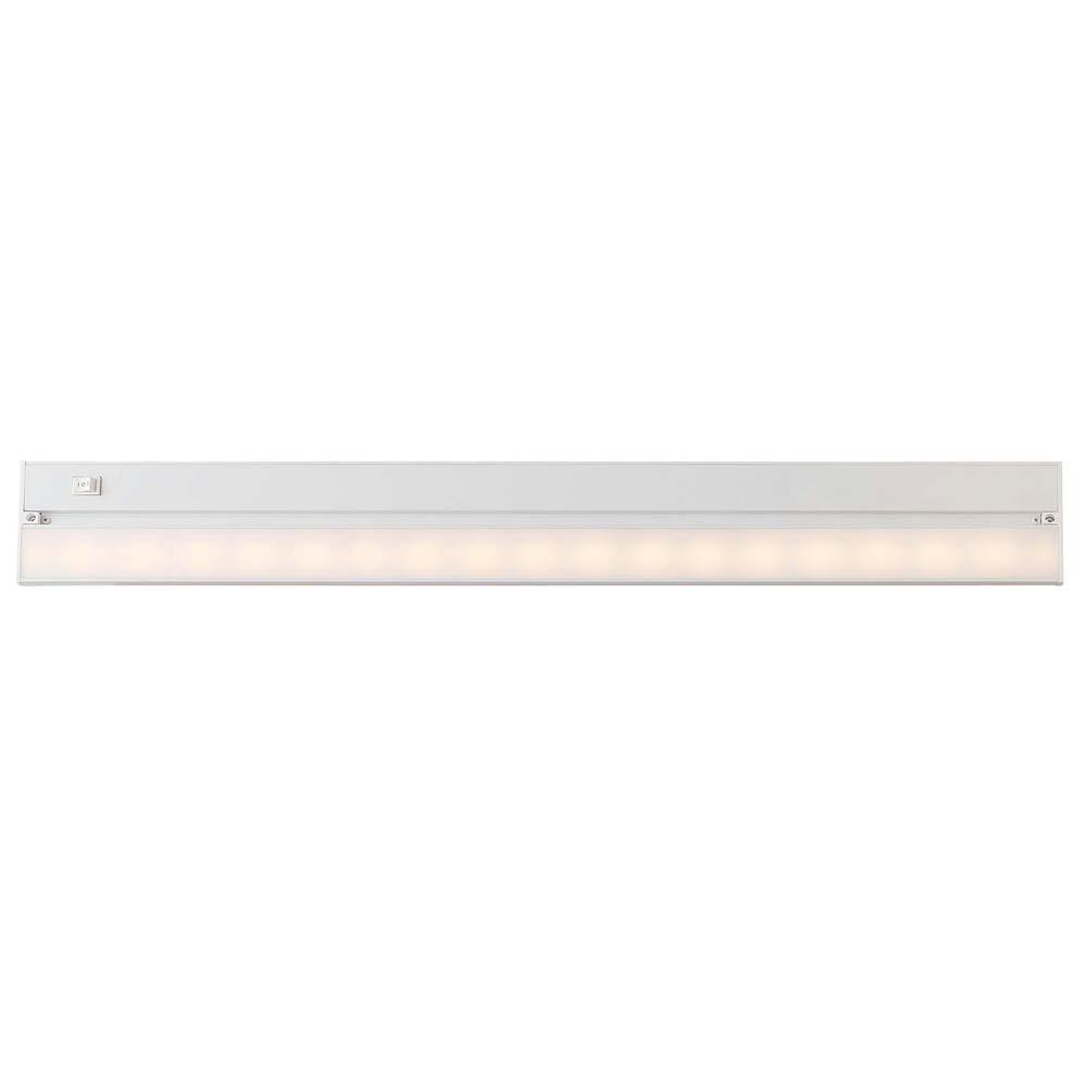 Acclaim Lighting LED Under Cabinet Lighting-LEDUC32WH - The Home Depot