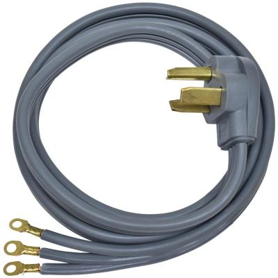 6 ft. 10 3-Wire Electric Dryer Cord
