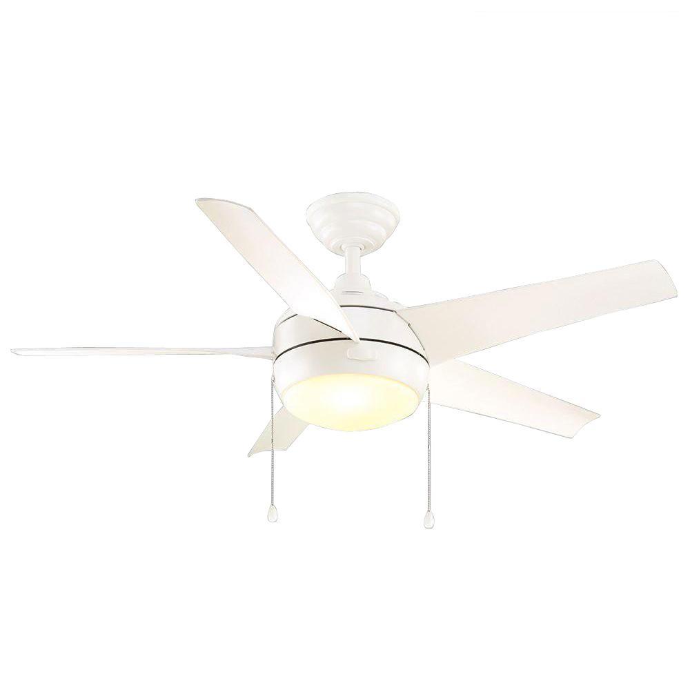 Home decorators collection windward 44 in indoor matte for Home decorators light kit