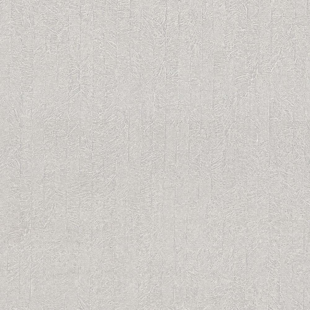 Beyond Basics Frost Light Grey Texture Wallpaper