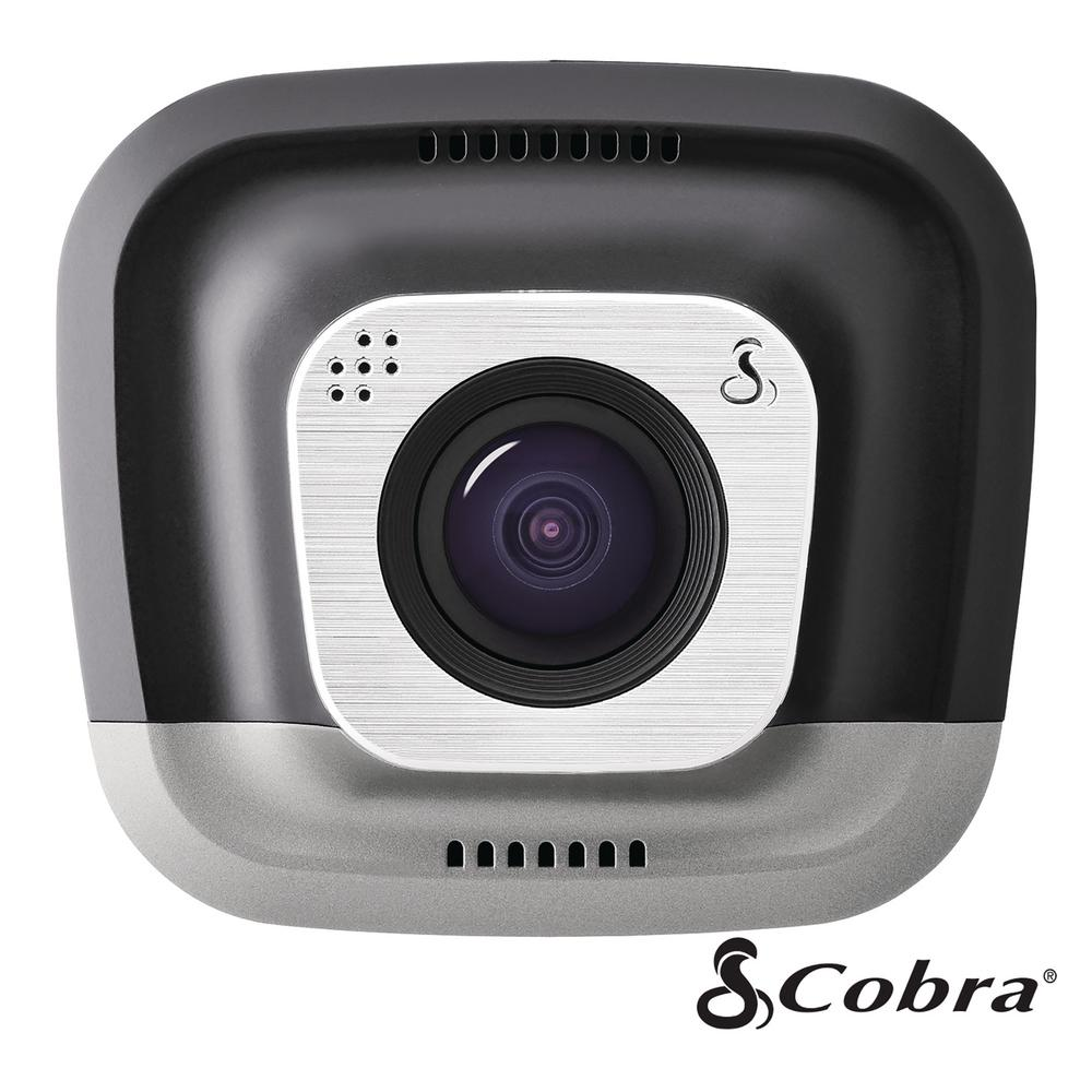 Cobra 1080P Drive HD Dash Camera with Bluetooth Smart Ena...