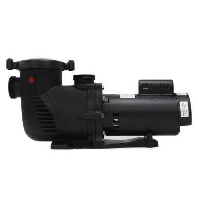 1.5 HP In-Ground Pool Pump with Strainer Basket