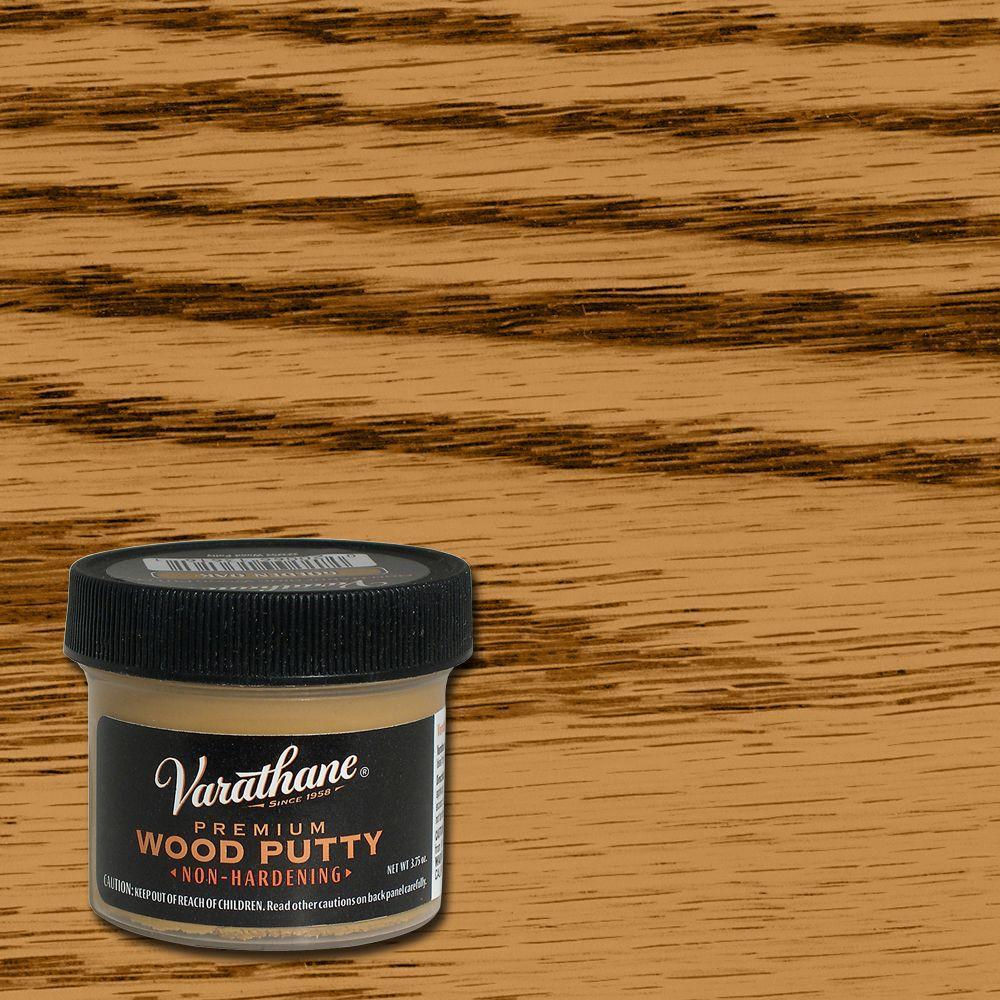 Varathane 3.75 oz. Golden Oak Wood Putty (Case of 6)