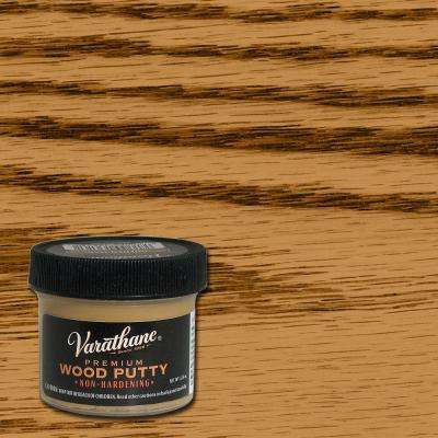 3.75 oz. Golden Oak Wood Putty (Case of 6)