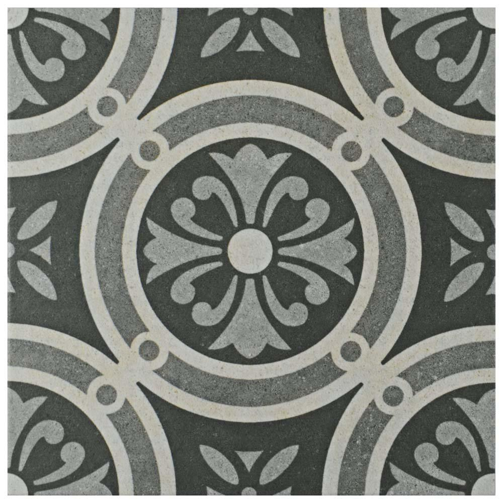 Merola Tile Vintage Classic 9 3 4 In X 9 3 4 In