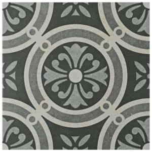 Vintage Classic 9-3/4 in. x 9-3/4 in. Porcelain Floor and Wall Tile (10.76 sq. ft. / case)
