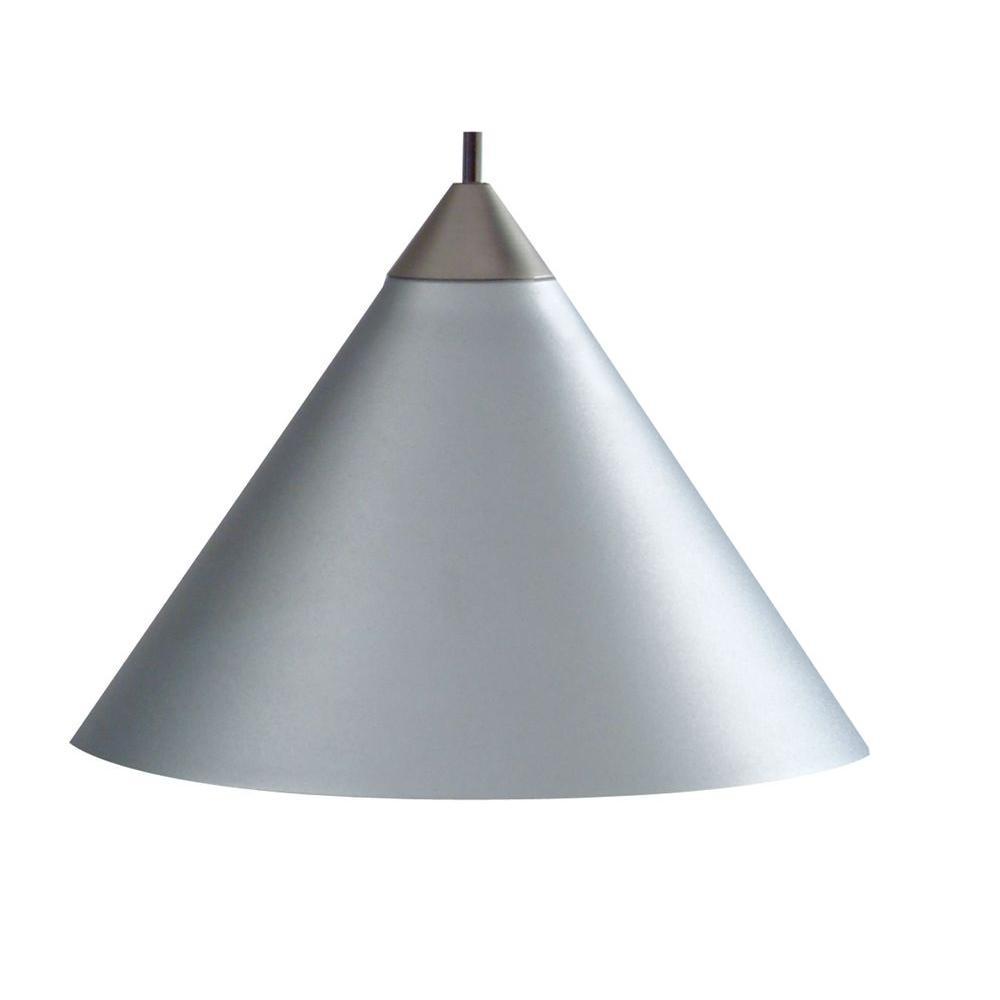 juno light silver short cone metal pendant kit. juno light silver short cone metal pendant kitpkh p slvr
