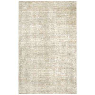 Grand Haven Beige 5 ft. x 8 ft. Rectangle Area Rug