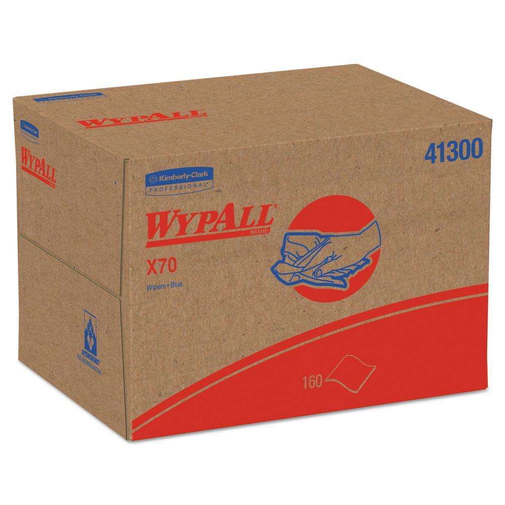 X70 White Wipers Brag Box (152-Box)