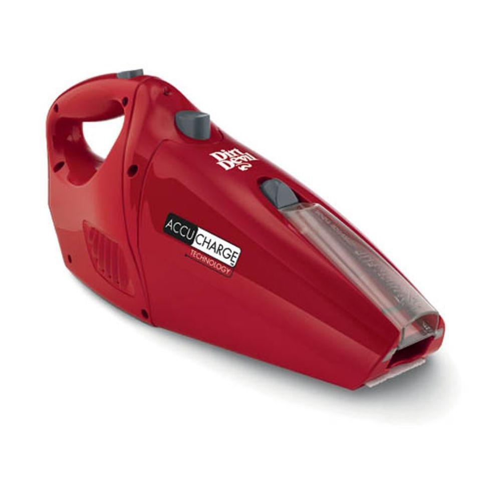 AccuCharge 15.6-Volt Bagless Handheld Vacuum Cleaner