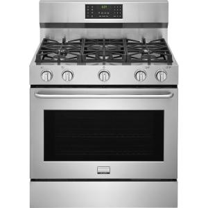 Frigidaire Gallery 36 inch 6 cu. ft. Freestanding Gas Range with Convection,... by Frigidaire Gallery