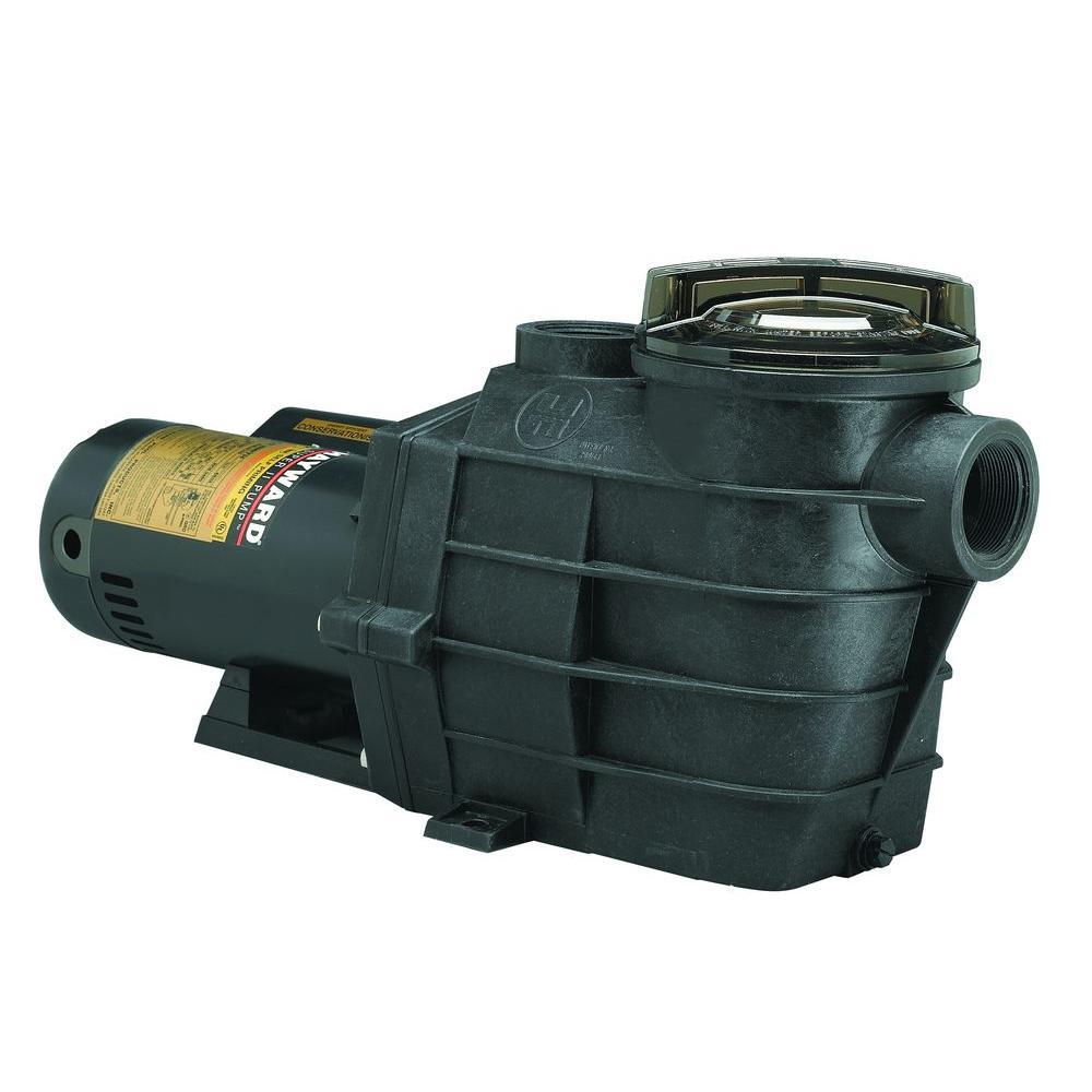 Hayward Super II 1-1/2 HP Max-Rated Pool Pump