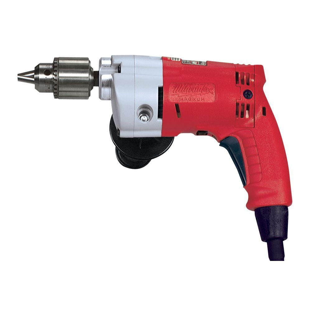 Milwaukee 1 2 In 700 Rpm Magnum Drill 0244 1 The Home Depot