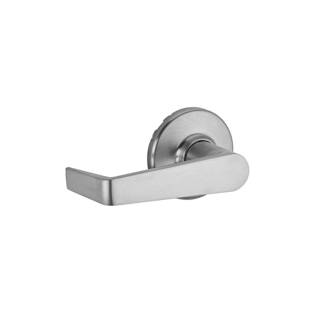 Kingston Satin Chrome UL Rated Hall/Closet Lever