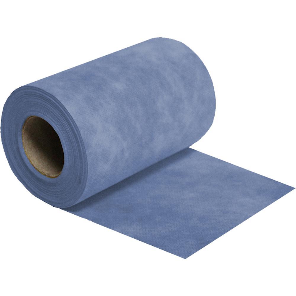 Durabase WP 5.9 in. x 98 ft. x 0.004 in. Waterproofing Backer Board Seam Tape Underlayment