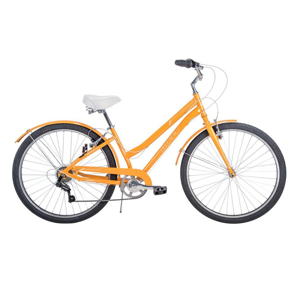 Huffy Sienna 27.5 in. Women's City Bike, Multi