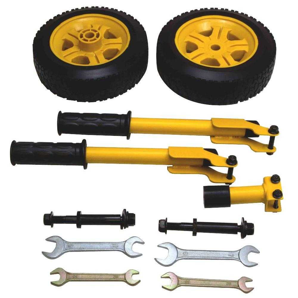 WEN Generator Wheel and Handle Kit-56410 - The Home Depot