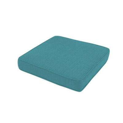 Aqua Outdoor Floor/Pool Cushion
