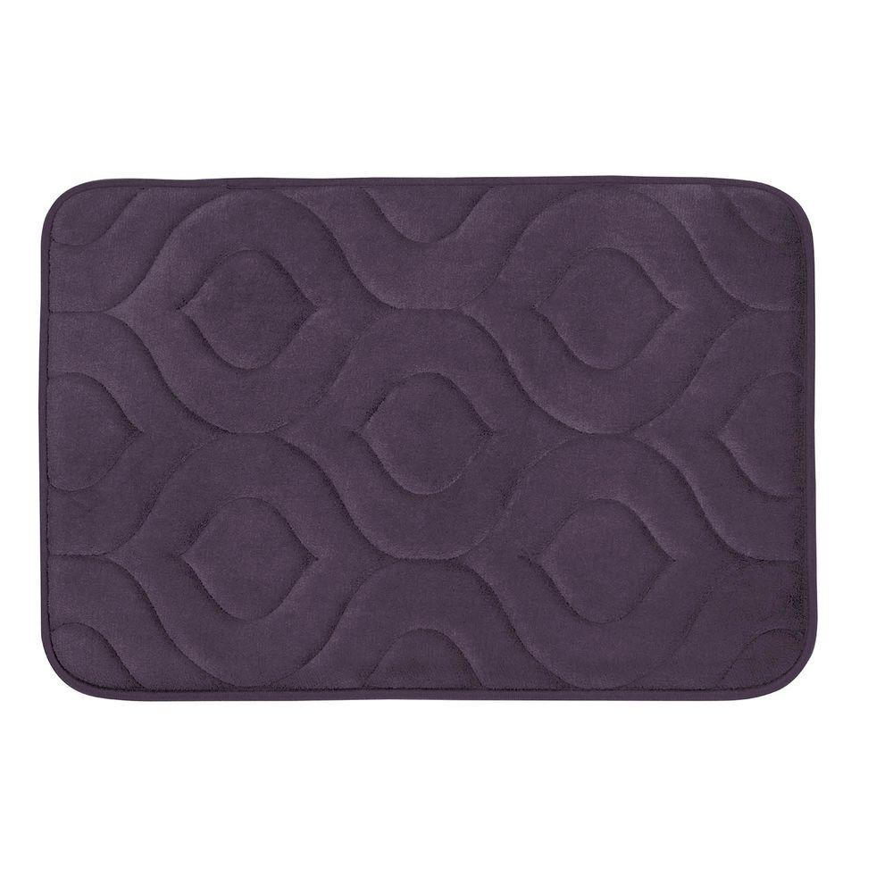 This Review Is From Naoli Plum 20 In X 34 Memory Foam Bath Mat