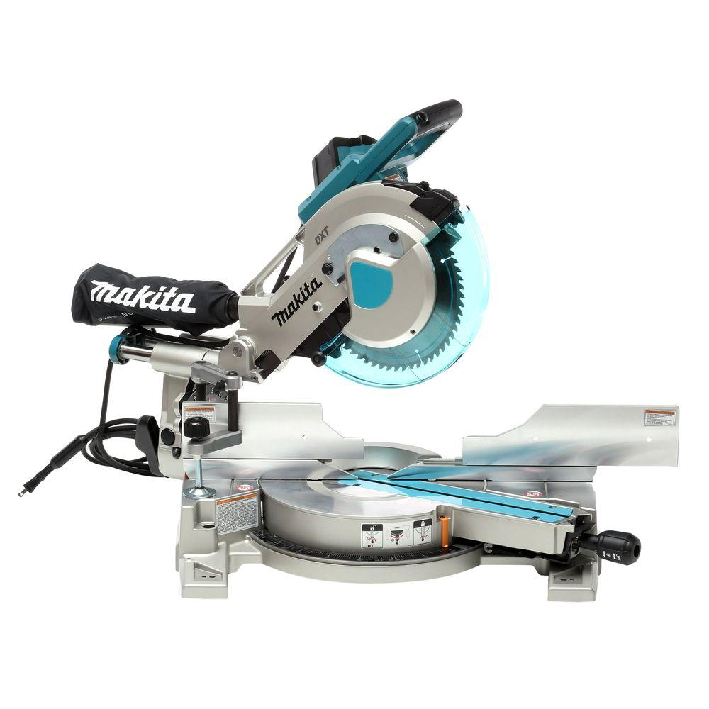 15 Amp 10 in. Corded Double Bevel Sliding Compound Miter Saw