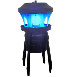 Indoor/Outdoor Use Protects up to 1/2 Acre Insect Trap