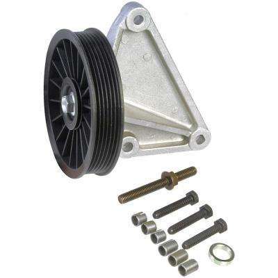 A/C Compressor Bypass Pulley