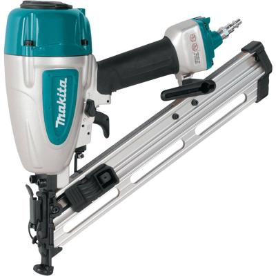 Pneumatic 15-Gauge, 2-1/2 in. Angled Finish Nailer