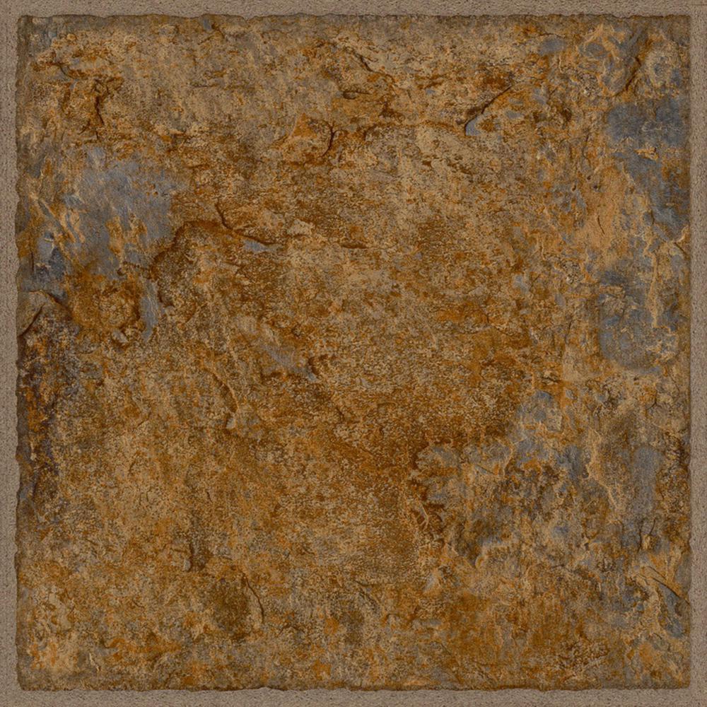 TrafficMASTER Ashlar 12 in. x 36 in. Luxury Vinyl Tile Flooring (24 sq. ft. / case)