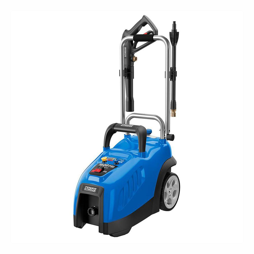 PowerStroke 1600 PSI 1.2 GPM Electric Pressure Washer