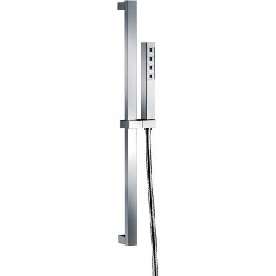 Ara 1-Spray Handshower with H2Okinetic in Chrome