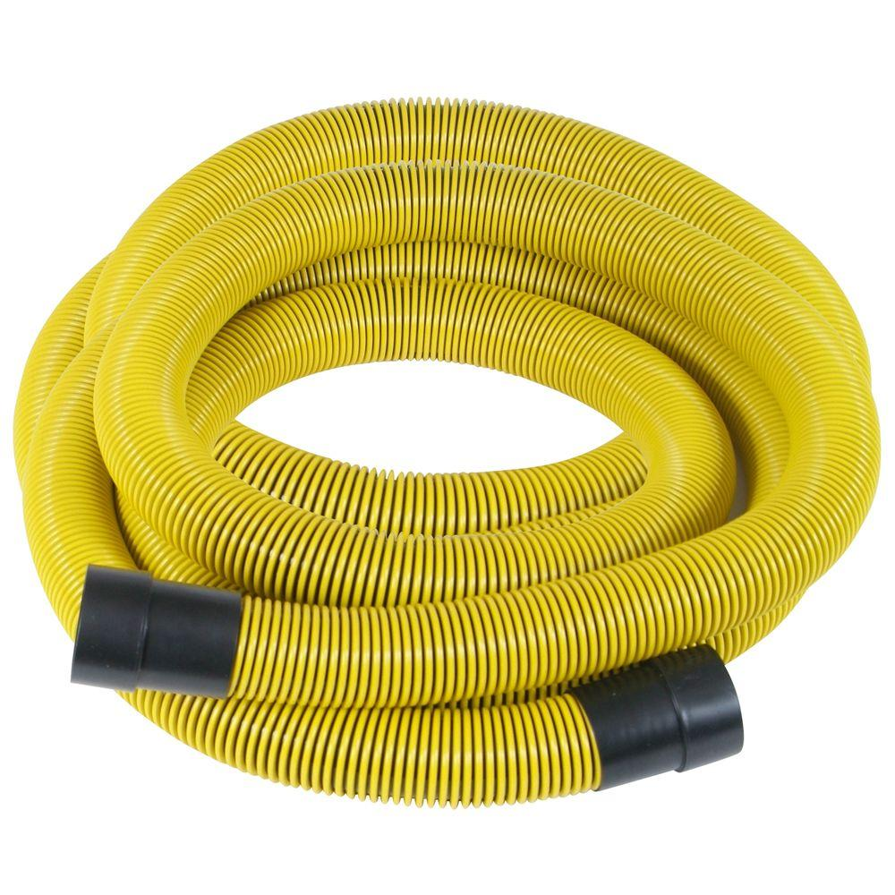 Flexible Crush-Proof Hose  sc 1 st  The Home Depot & Dustless Technologies 25 ft. Flexible Crush-Proof Hose-14291 - The ...