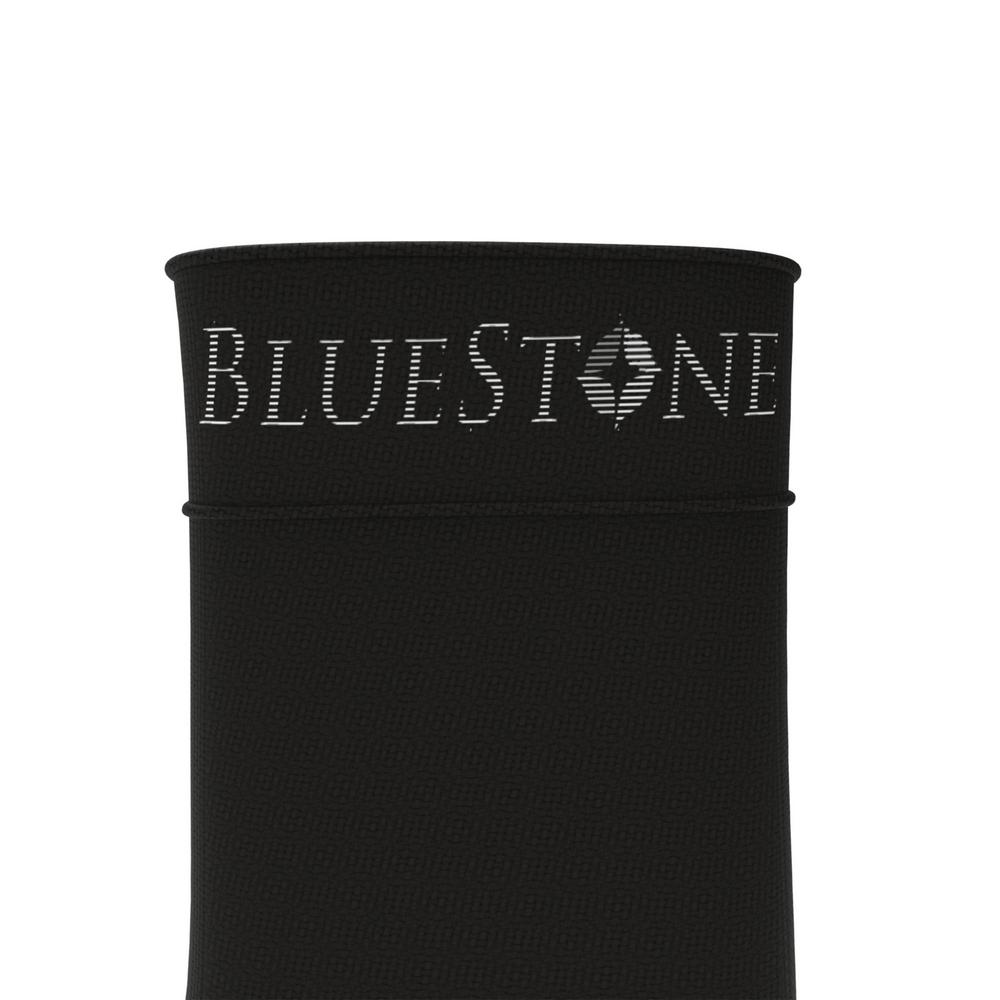 Bluestone Small Copper Wrist Support Compression Brace in Black