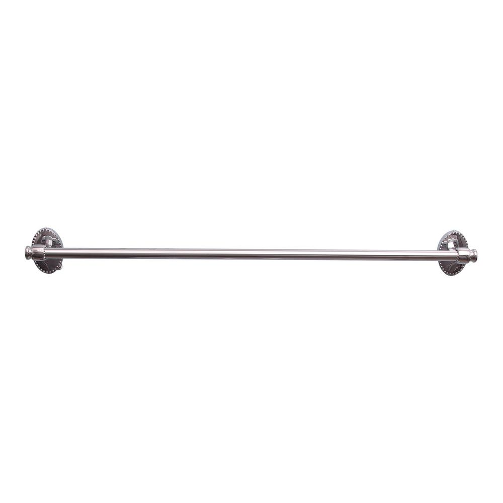 Barclay Products Cordelia 24 in. Towel Bar in Chrome