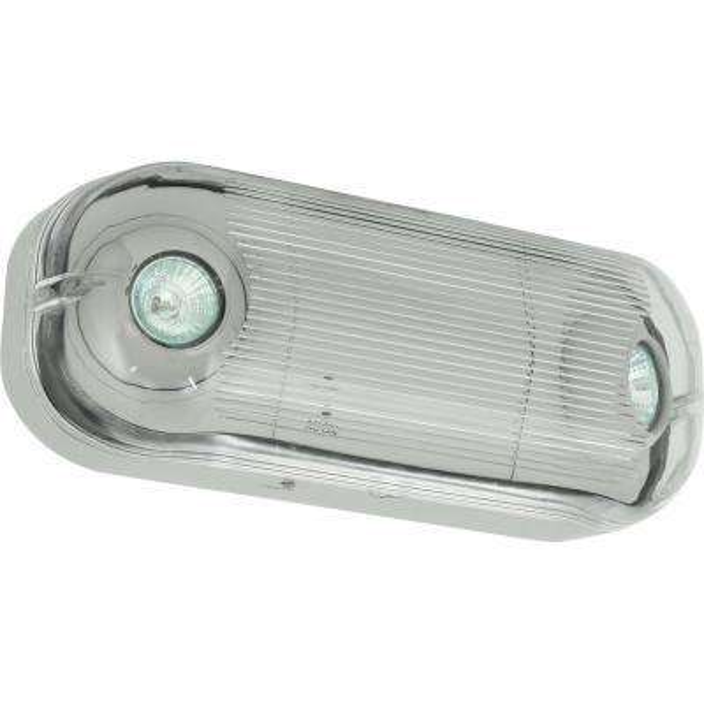 PEHWU Collection Gray 2-Light Emergency Light