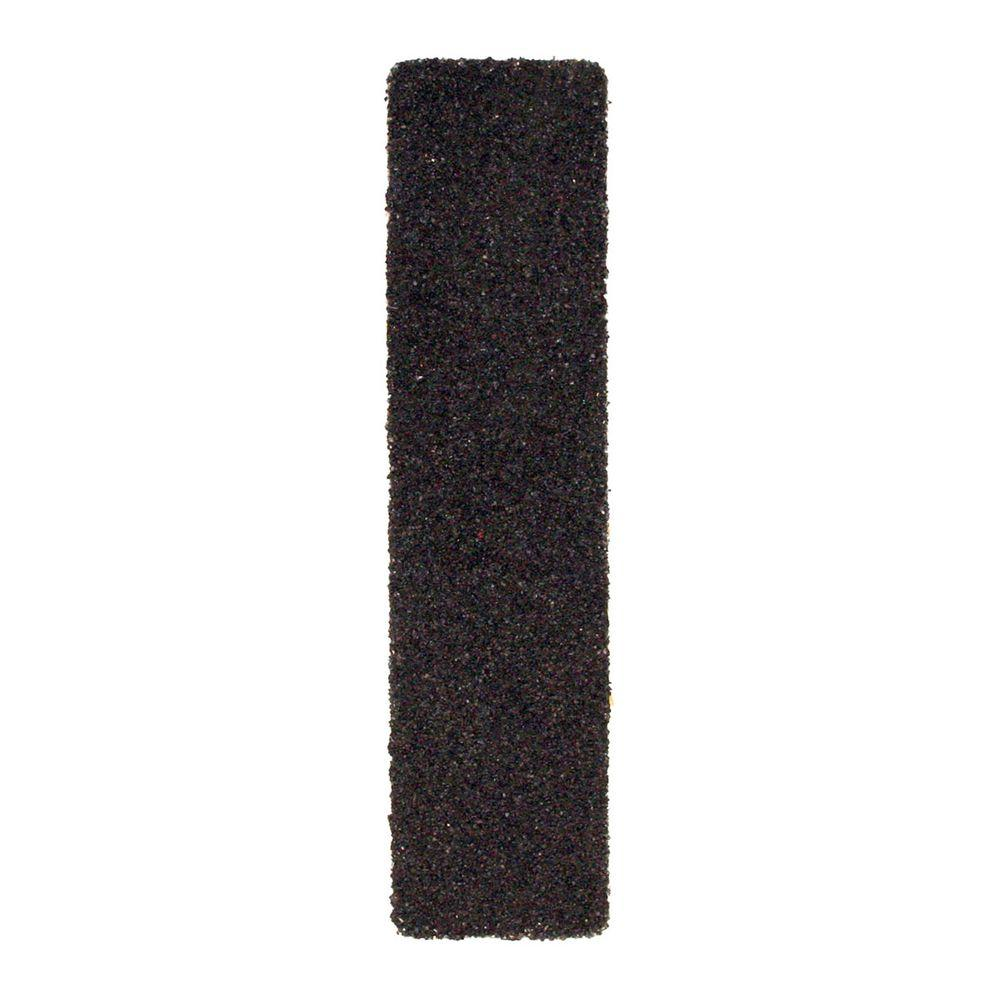 M-D Building Products Stick 'n Step 4 in. x 16 in. Black Heavy-Duty Anti Skip Adhesive Strip
