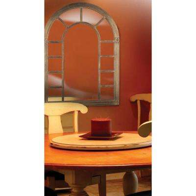 Ellsworth 38 in. x 28 in. Wood Framed Mirror