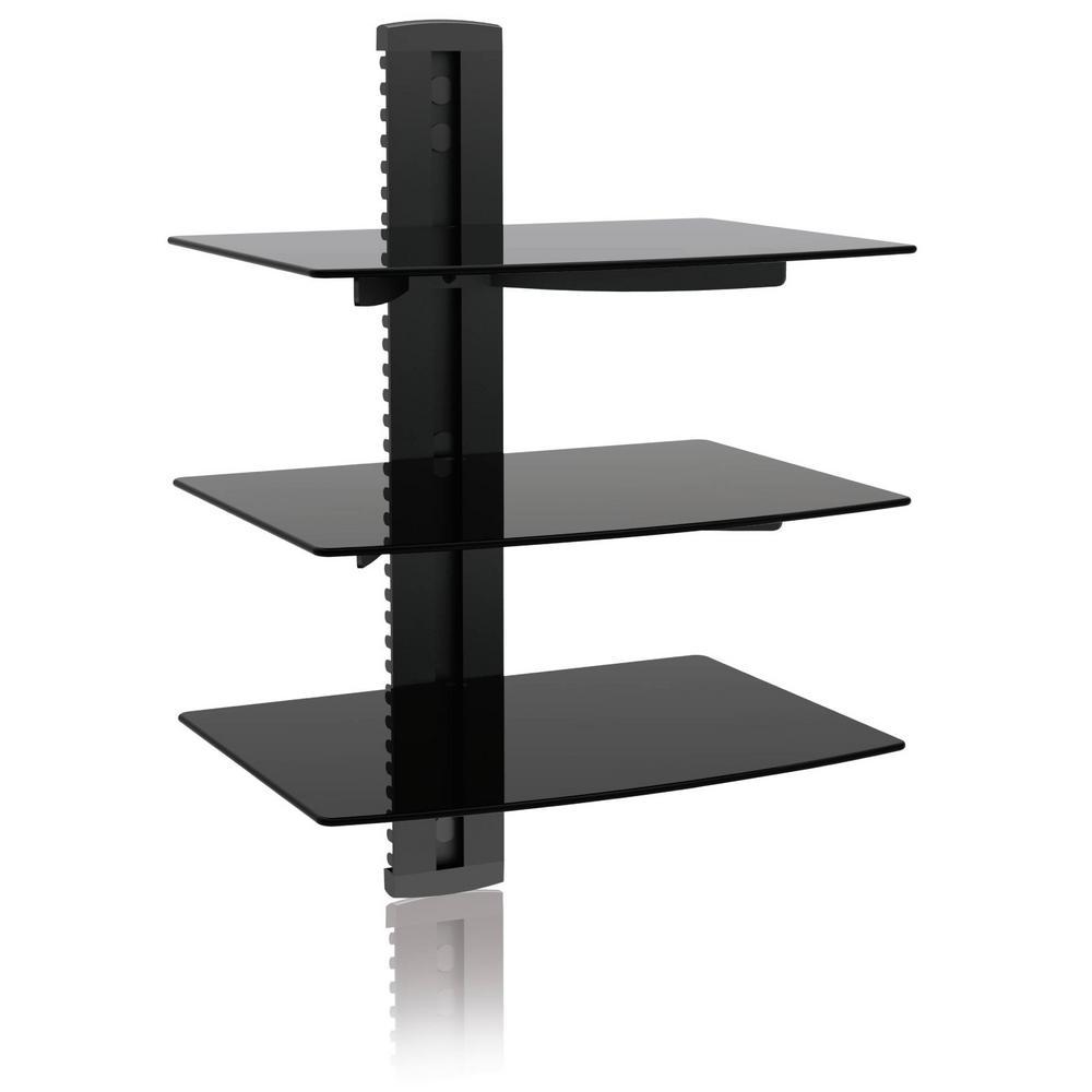 Console 3-Shelves