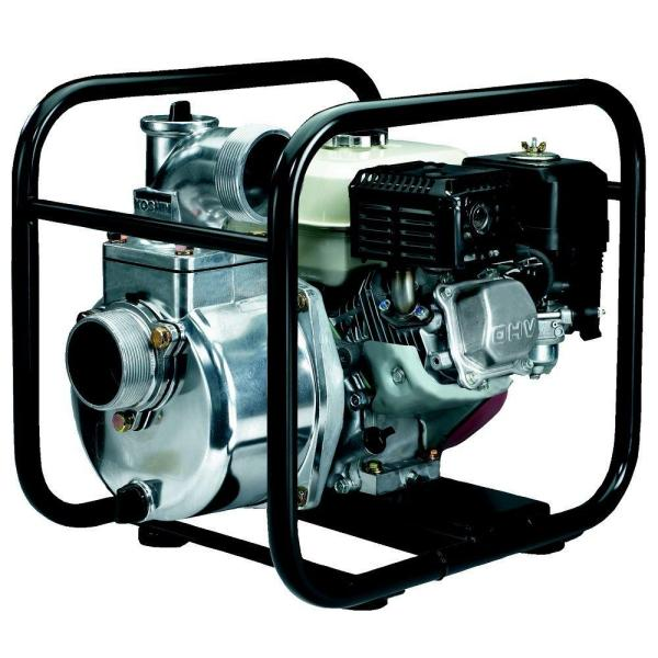 3 in. 4.8 HP Centrifugal Pump with Honda Engine