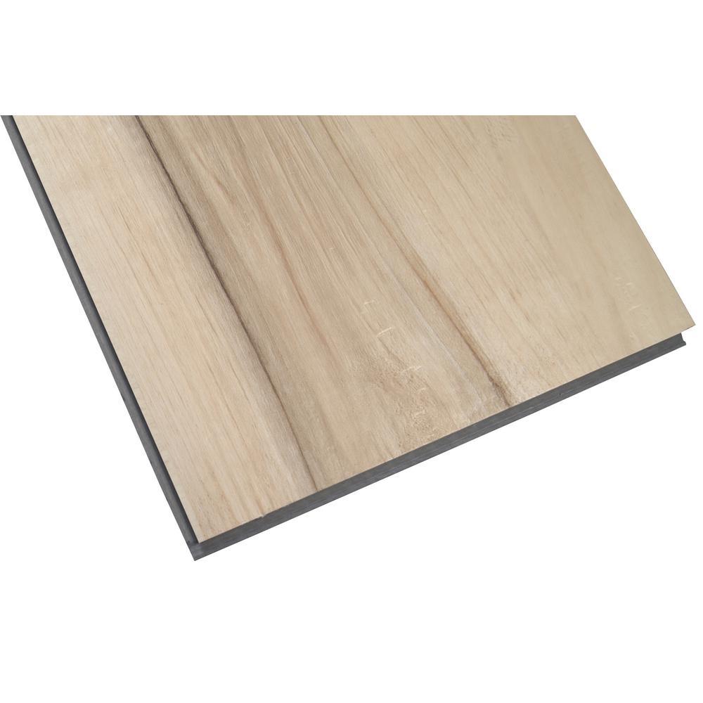 Herritage Alpine Mountain  7 in. x 48 in. Rigid Core Luxury Vinyl Plank Flooring (19.04 sq. ft. / case)