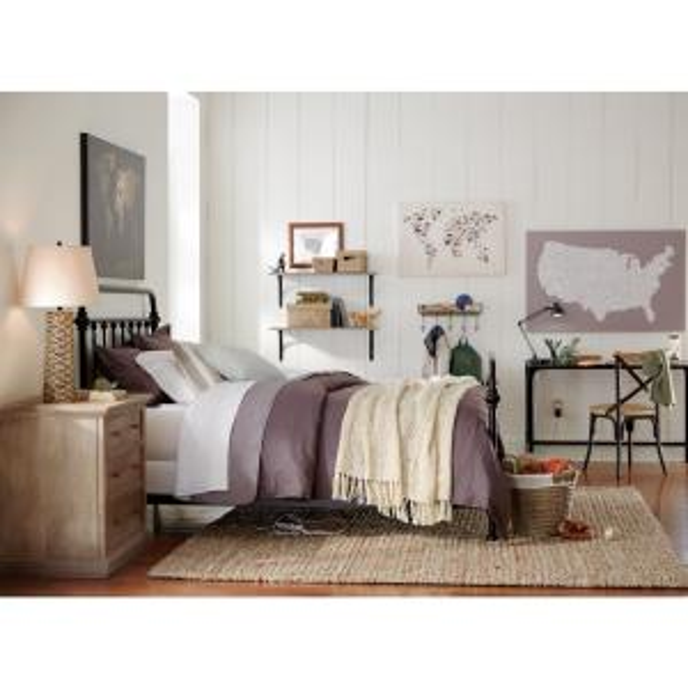 Terrific Homesullivan Calabria Antique Brown Queen Bed Frame Creativecarmelina Interior Chair Design Creativecarmelinacom