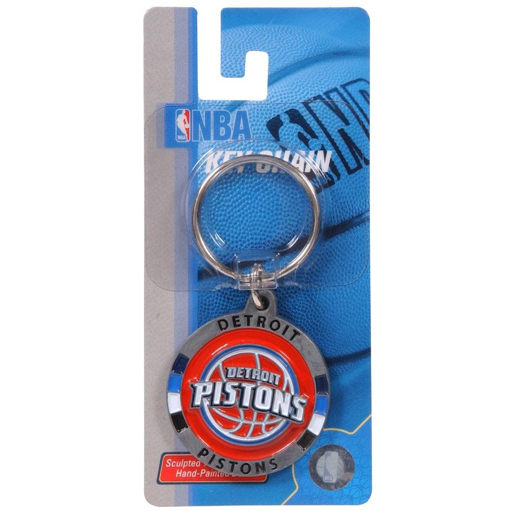 Hillman NBA Detroit Pistons Key Chain (3-Pack)